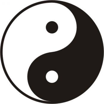 Autoaufkleber Chinesische Zeichen Symbole